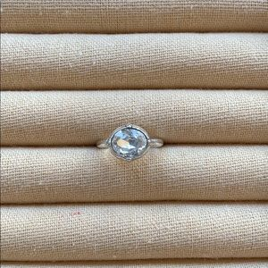 Chloe + Isabel Brilliant Crystal Ring